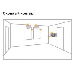 Контроль окон и дверей, системой автоматизации домов и коттеджей Synco living Siemens