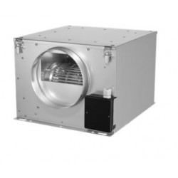 ISOTX 200 E2 10, звукоизолированный, компактный вентиляторный блок