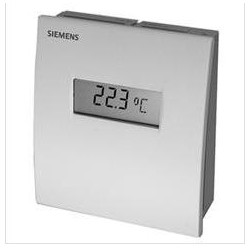 QAA2061D, Датчик температуры комнатный, DC0…10V, 0…+50