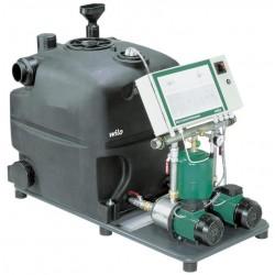 WILO-RAINSYSTEM AF400-2MP 604DM/RCH2+1  Автоматическая установка для подачи дождевой воды