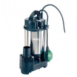 Wilo-Drain TS40/10 1-230-50-2-10M KA, погружной дренажный насос