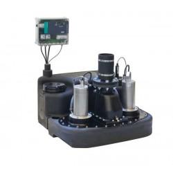 WILO-DRAINLIFT M2/8 (3~). двухнасосная автоматическая напорная установка для отвода сточных вод