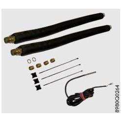 EG 355. Гибкие трубопроводы для гидравлического подключения вакуумного коллектора