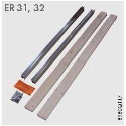 ER 31. Набор для установки 1 вакуумного коллектора Power 10