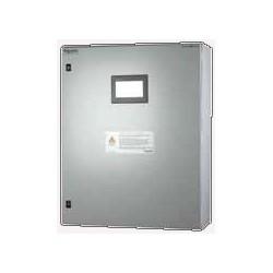 CB11FE1MTP, Многозадачный шкаф управления для автоматизации систем вентиляции в корпусе NSYCRN86250P, металлический корпус