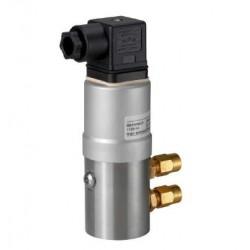 QBE3000-D1.6 - Датчик перепада давления для жидкостей и газов (0 10 В) 0 1,6 бар