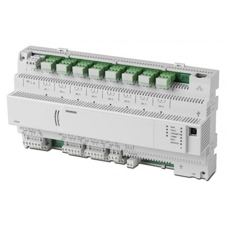 PXC36-E.D Контроллер на BACnet на IP, 36 точек данных , AC 24 V