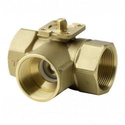 VBI61.50-40, Клапан шаровой, 3-х ходовой, Kvs 40, Dn 50