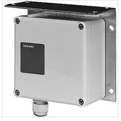 QBE61.3-DP2 - Датчик перепада давления для жидкостей и газов 0...2 бар