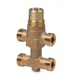 VMP45.15-2.5,Регулирующий клапан , 3-х ходовой, Kvs 2.5, Dn 15, шток 5.5