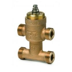 VMP47.15-2.5, 3-ходовой седловой клапан с байпассом