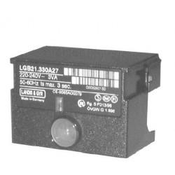 LGB21.330A27, Блок контроля пламени