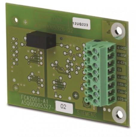 FCA2001-A1 - RS232 модуль (изолированный)