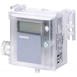 QBM3120-3D - Датчик перепада давления в воздуховоде с дисплеем, 0…300 Pa, DC 4…20 mA