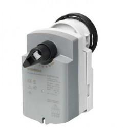 GQD161.9A, Привод шарового клапана, поворотный, 2 Nm, пружинн