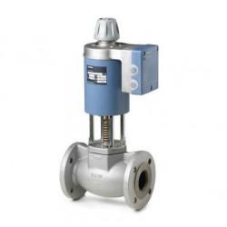 MVF461H50-30 2-ходовой седельный магнитный клапан, фланцевое соединение, PN16 DN50, kvs 30, AC/DC 24 В