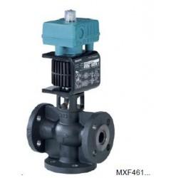 MXF461.15-1.5P, Регулирующий клапан с модулирующим управлением (фланцевый) с электромагнитным приводом  Kvs [m³/h] 1