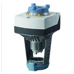SAX61.03, Привод клапана, 0-10В, AC24V