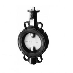 VKF46.50 - Клапаны баттерфляй, фланцевые, PN6.10.16, DN50, kvs 85, Плотное закрытие