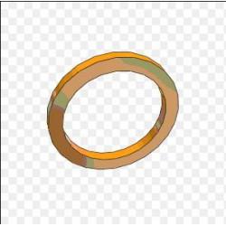 SO-40007-1/8, Кольцо уплотнительное ( для HUBA630)