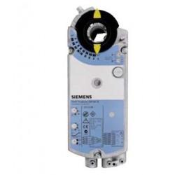 GBB163.1E, Привод воздушной заслонки, поворотный, 25 Nm, DС 0…10V, настраиваемый, AC 24V