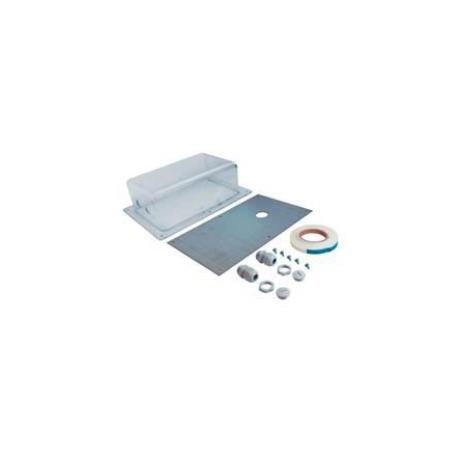 ASK75.1, Кожух для защиты от атмосферных воздействий для приводов поворотного типа