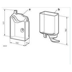 ASK75.2 Кожух для защиты от атмосферных воздействий для линейных приводов