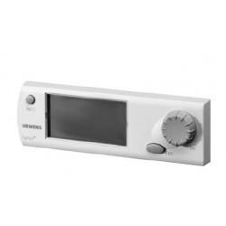 RMZ790, Блок индикации и управления
