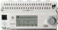 Модульные контроллеры для установок ОВК Synco 700
