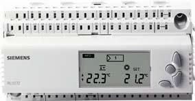 Synco 200 Универсальный контроллер для стандартных систем ОВК