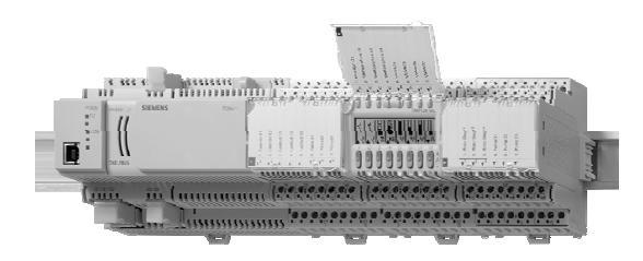 Модули расширения Desigo Siemens